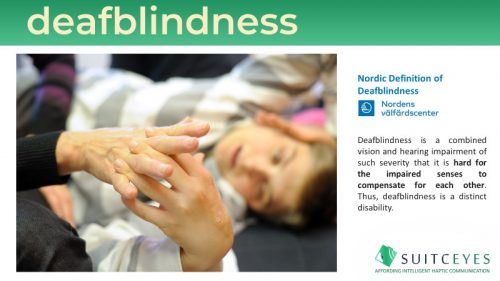Nordic definition of deafblindness