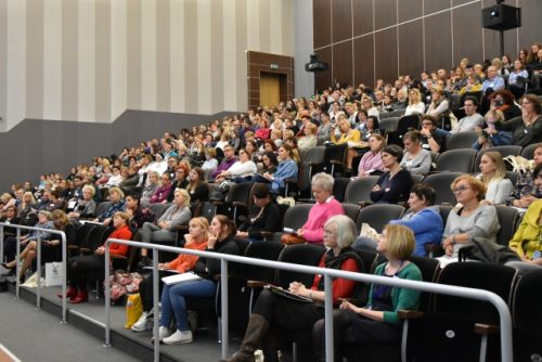 Audience of Na Tak conference in Poznan