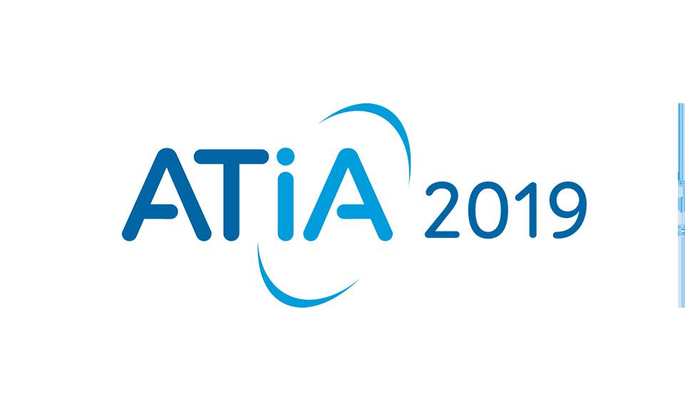 Logo of ATIA conference 2019