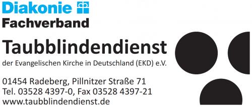 Logo of Taubblindendienst der Evangelischen Kirche in Deutschland (EKD) e.V., Germany