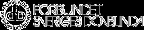 Logo of Förbundet Sveriges Dövblinda, Sweden