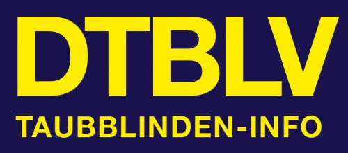 Logo of DTBLV, Taubblinden-Info, Germany