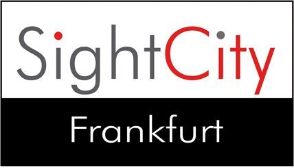 Logo of the Sight City Fir Exhibition in Frankfurt