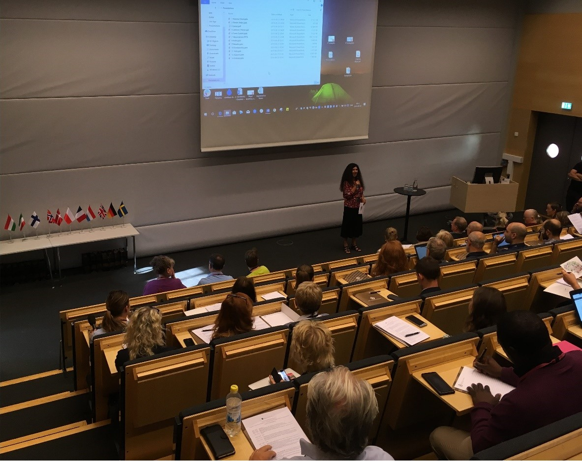 Successful symposium in Borås